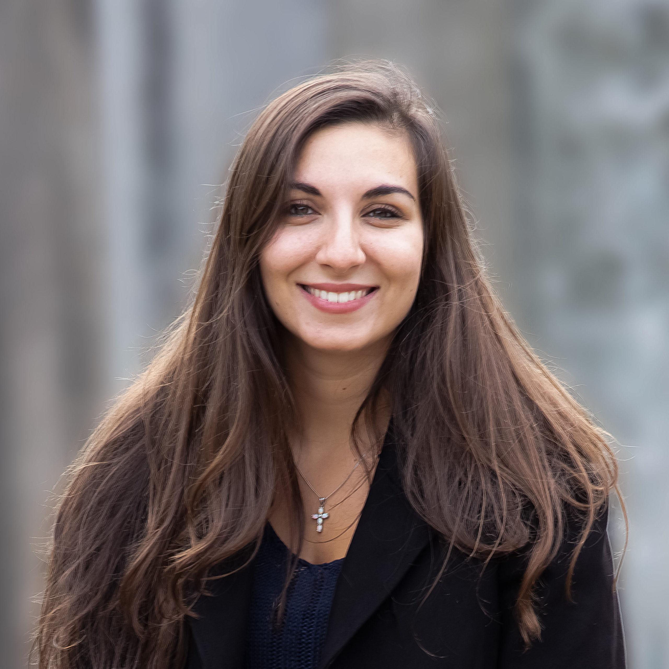 Dr Anastasia Leventis